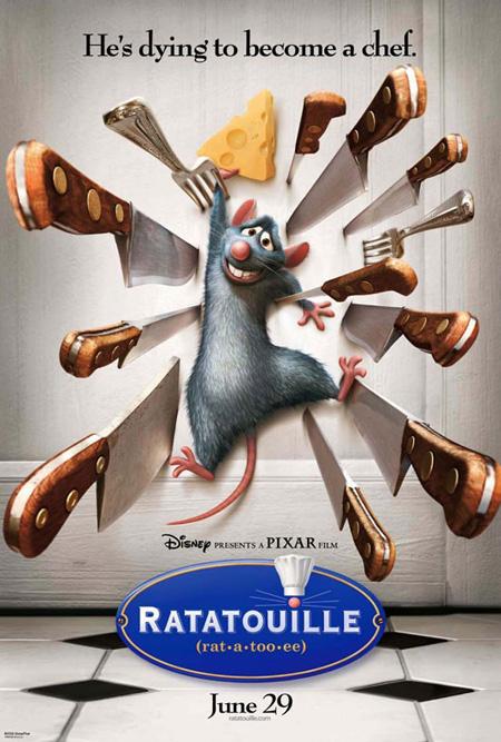 Ratatouille filme